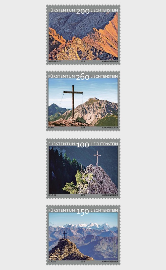 Summit Crosses – II - (Set Mint) - Set