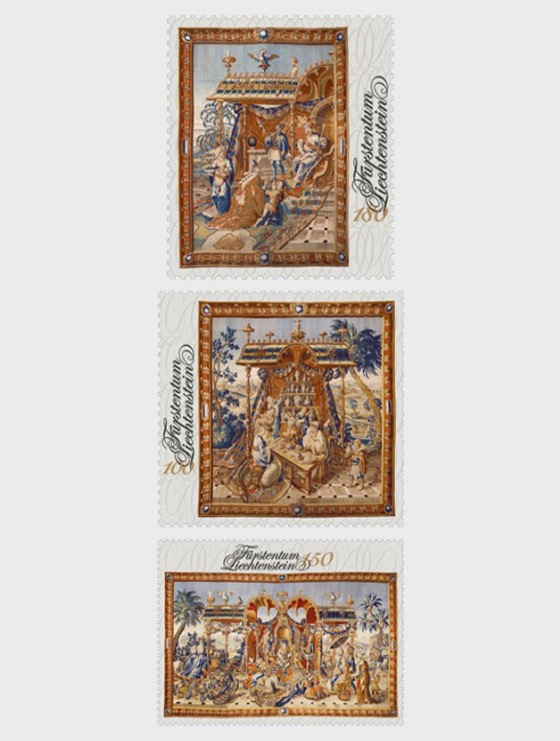 Princely Treasures - Tapestries - (Set Mint) - Set