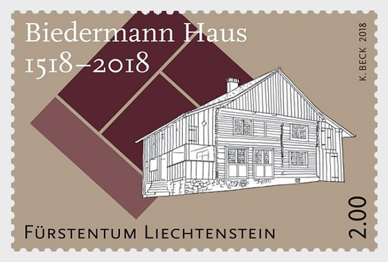 500 Years of the Biedermann House - (Set Mint) - Set