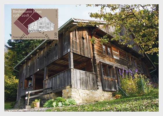 500 Years of the Biedermann House - Maxi Cards