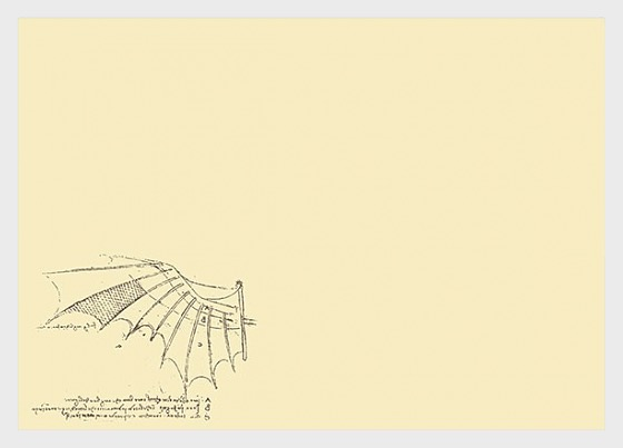 500th Anniversary of the Death of Leonardo da Vinci - FDC without stamp