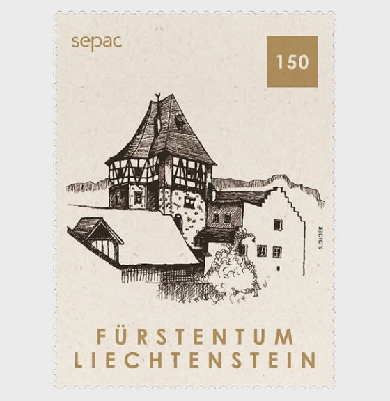 Sepac 2019 - Old Residential Buildings - Set Mint - Set