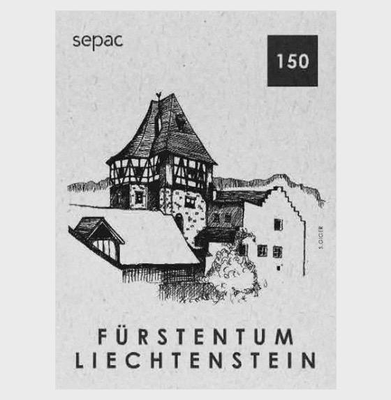Sepac 2019 - Old Residential Buildings - Black Print - Blackprint