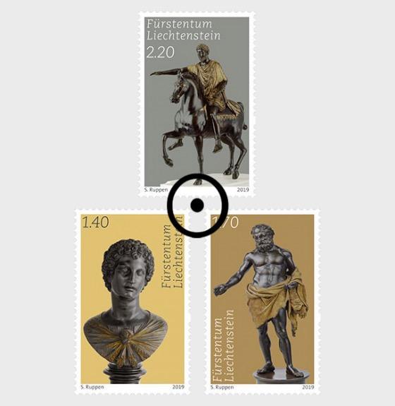 Princely Treasures - Sculptures of Antico - Set CTO - Set CTO