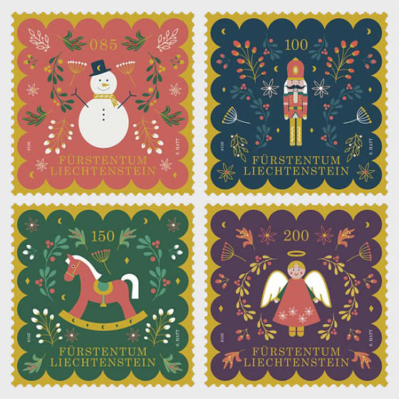 Christmas 2019 - Set Mint - Set