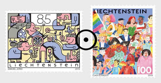 Diversity - Joint Issue with Switzerland - Set CTO - Set CTO