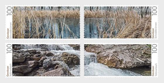 Panorama - Waters - Set Mint - Set
