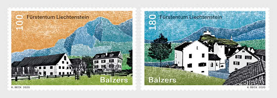 Village Views - Balzers - Set