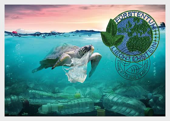PET Recycling - Maxi Cards