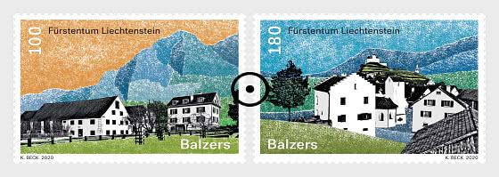 Village Views - Balzers - Set CTO - Set CTO