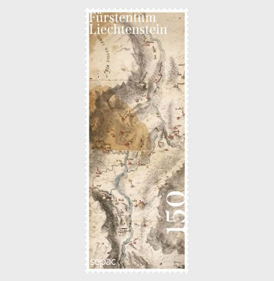 SEPAC – Historical Maps - Mint - Set