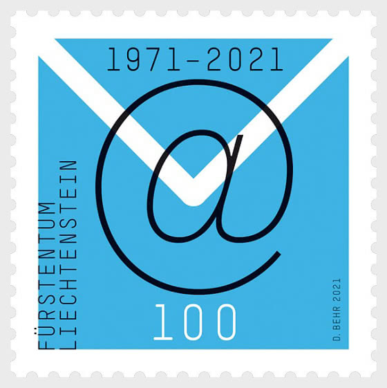 50 Years of the First E-mail - Set