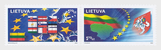 Europe Unie - (La question Conjointe des Nouveaux Membres de l'UE) - Séries
