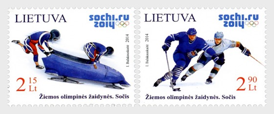 Juegos Olímpicos de Invierno - Sochi - Series