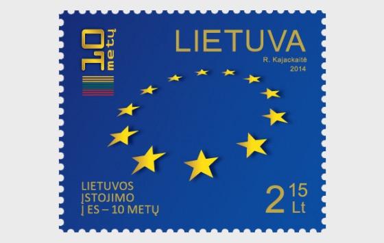 10º Aniversario de la Adhesión de Lituania a la UE - Series