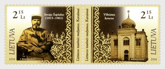 Minorías Nacionales de Lituania - Los Karaítas - Series