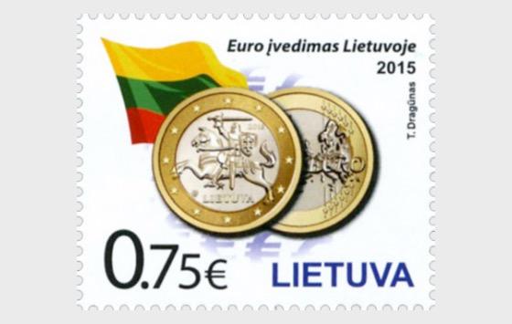 Euro Introduction to Lithuania - Set