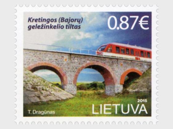Puente Ferroviario de Kretinga (Bajorai) - Series