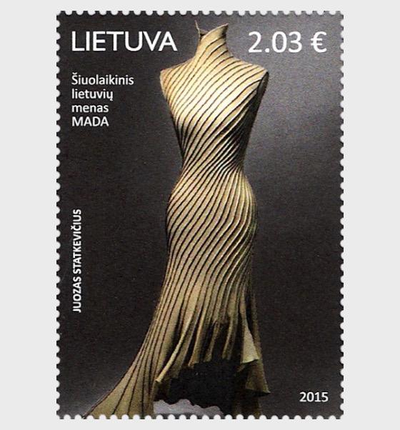 Arte Contemporáneo de Lituania - Moda - Series