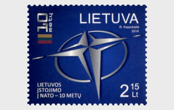 10th Anniversary of Lithuania's Accession to NATO - Set