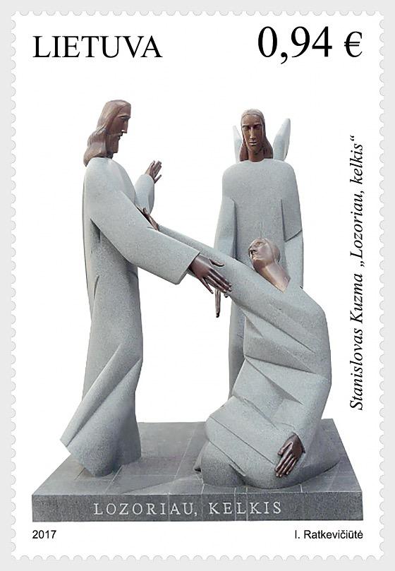 Sculpture d'art Lituanienne Contemporaine - Séries