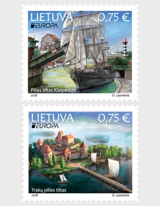 Europa 2018 - Bridges - Set