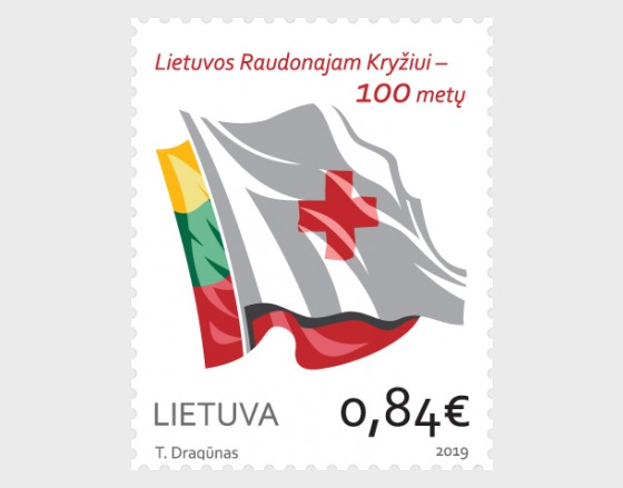 To Red Cross of Lithuania 100 - Set