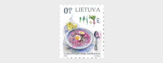 Gastronomic Heritage - Cold Pink Lithuanian Soup - Set