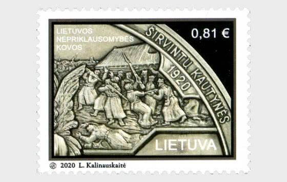 Luchas Por La Independencia De Lituania - Series