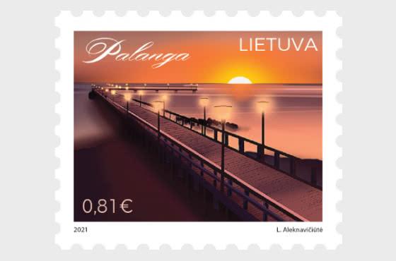 Resorts Lituanos - Palanga - Series
