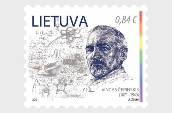 150th Anniversary of To Vincas Cepinskis - Set