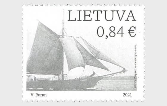 Histoire Maritime Lituanienne - Séries
