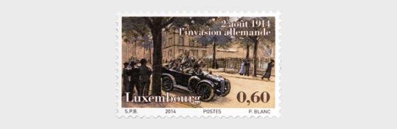 100 Years Ago: Beginning of World War One - Set