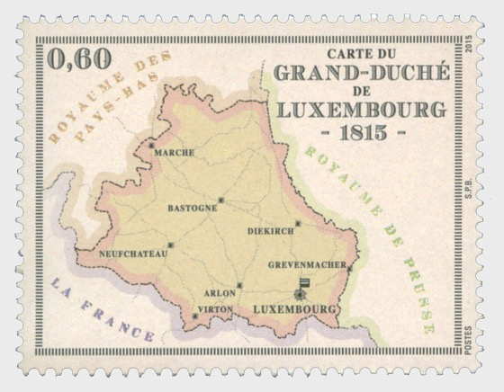 200 Years Luxembourg - Set