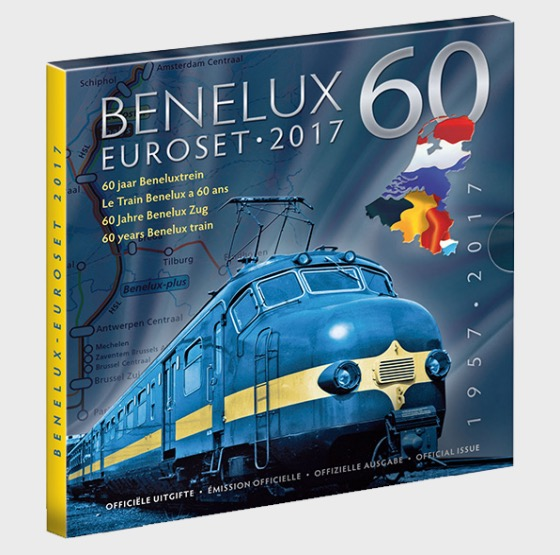 Set Benelux 2017 - Coin Year Set