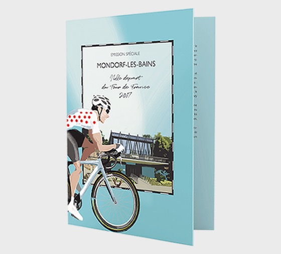 The 2017 Tour de France's starting stage in Mondorf-les-Bains - Special Folder