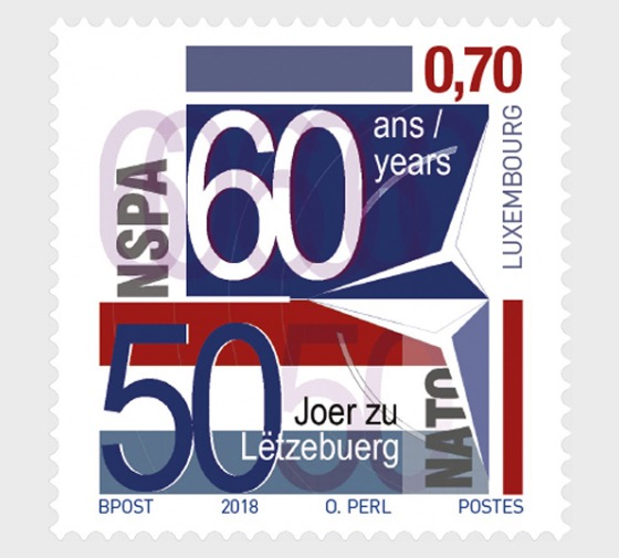60th Anniversary of the NATO Support and Procurement Agency - Set
