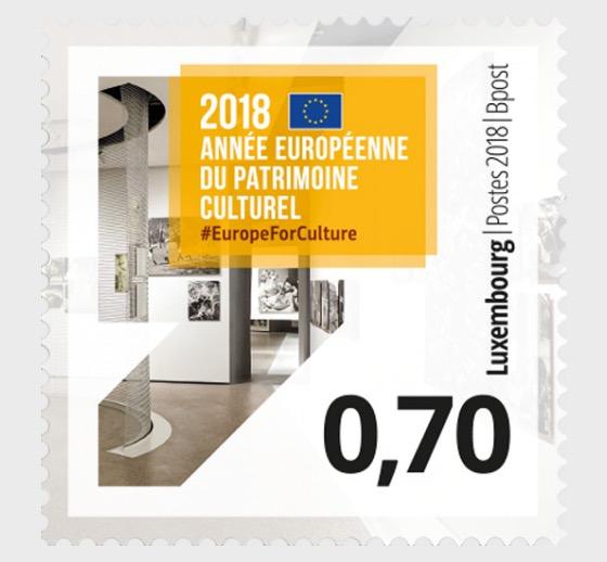European Year of Cultural Heritage - Set