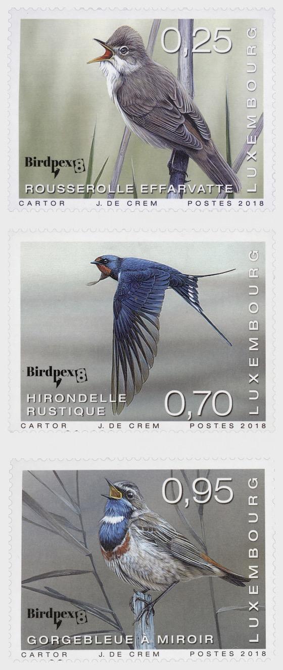 Rare Birds 2018 - Set