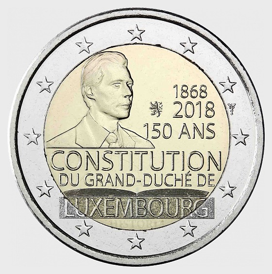 Coin 150 Years Constitution - Single Coin