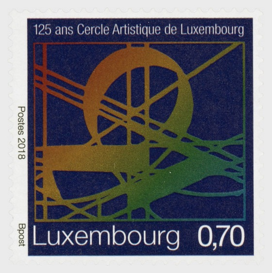 125 years of the Cercle Artistique de Luxembourg - Set