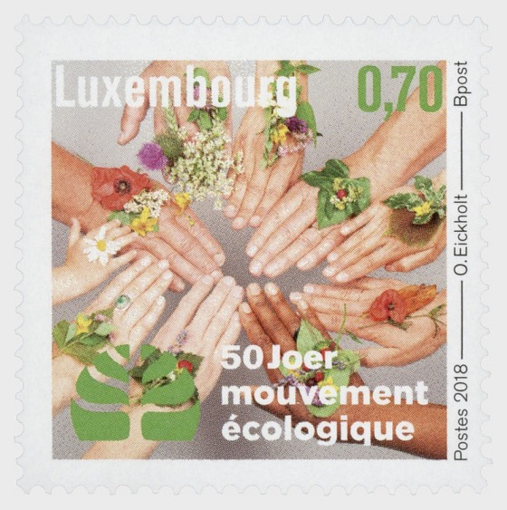 50 Years of the Mouvement Ecologique - Set