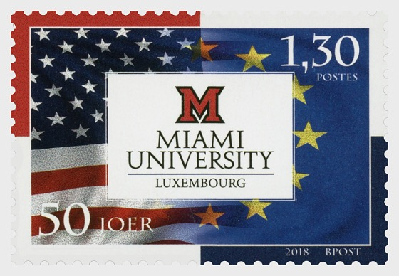 50 años de la Universidad de Miami en Luxemburgo - Series