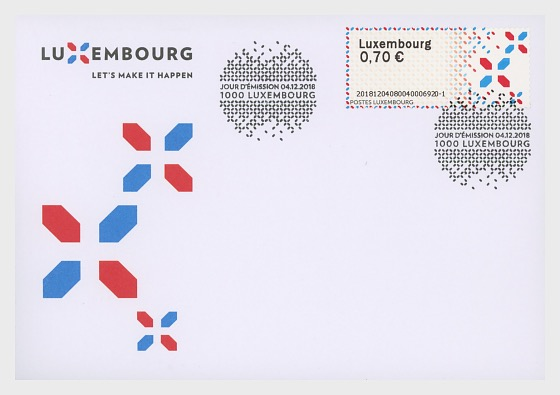 ATM - Stamp - First Day Cover