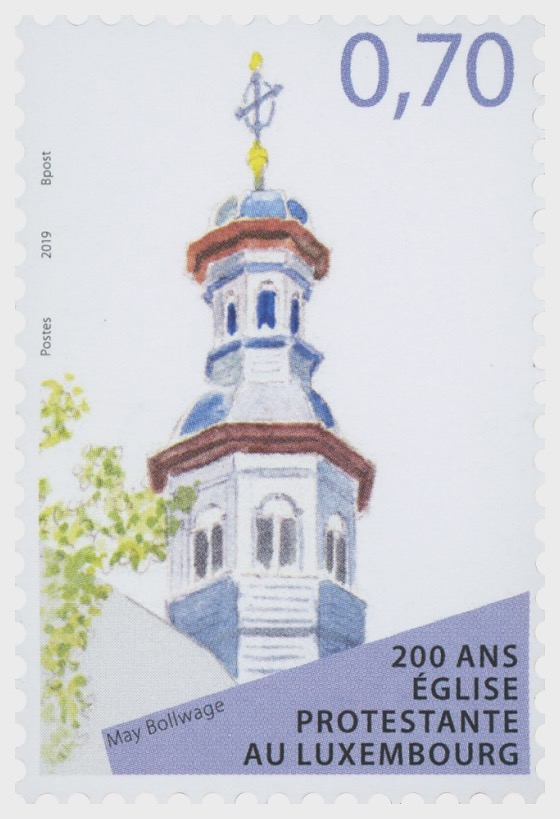 200 Years of the Protestant Church in Luxembourg - Set