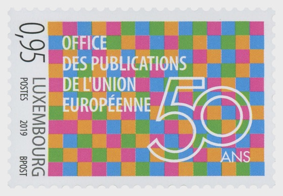 50 Years of the Publications Office of the European Union - Set