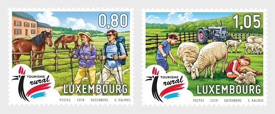 Rural Tourism - Set