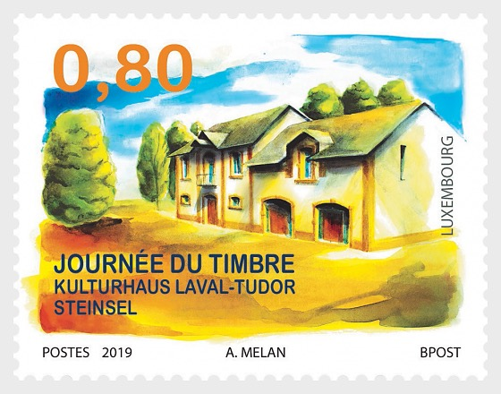 Day of the Stamp 2019 - Set