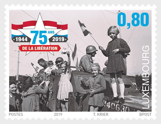 75 Years of Luxembourg's Liberation - Set