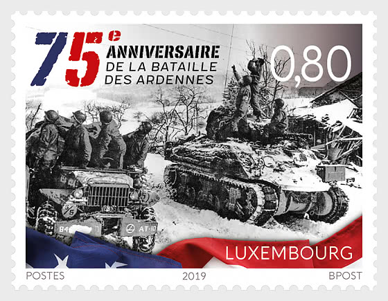 75th Anniversary of the Battle of the Ardennes - Set